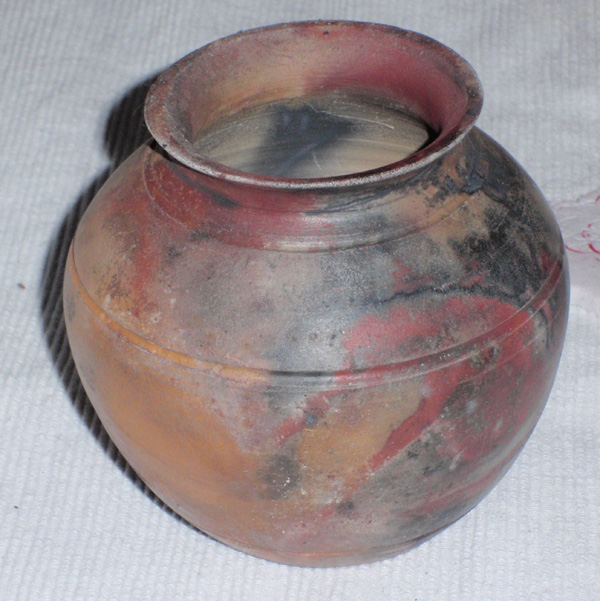 Barrel fired