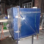 The big gas reduction kiln