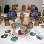 Pottery Craft fair - Stoneware and Raku